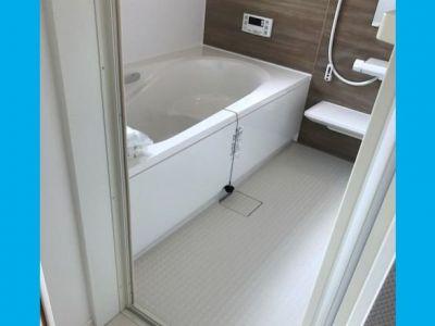 バスルーム施工後